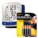 Kit-Techline-Medidor-de-Pressao-Pulso-BP2208---Pilhas-Duracell-AAA-4-Unidades-Pacheco-9049137