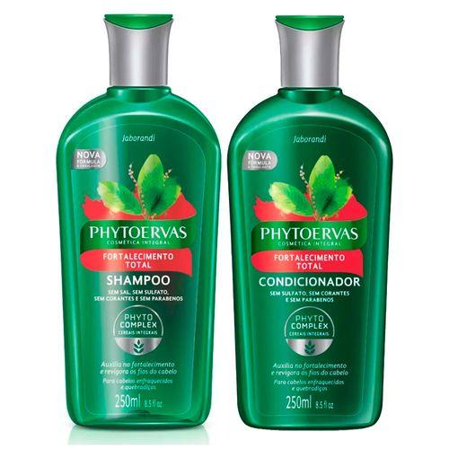 Kit-Phytoervas-Fortalecimento-Total-Shampoo-250ml---Condicionador-250ml-Pacheco-9049136