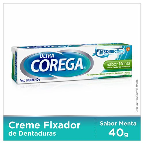 Fixador-de-dentadura-Ultra-Corega-Creme-Sabor-Menta-40g-Drogaria-Pacheco-68861