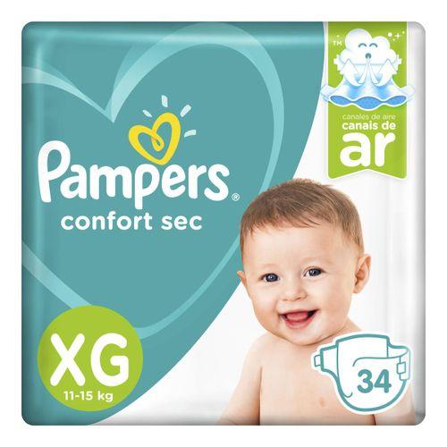 Fralda-Descartavel-Pampers-Confort-Sec-XG-34-Unidades-Pacheco-578177