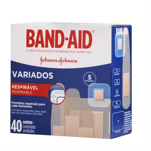 Curativo-Band-Aid-Variados-Johnson-s-40-Unidades-Drogaria-Pacheco-144940