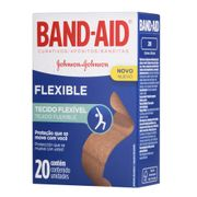 Curativo-Band-Aid-Flexible-Johnson-s-20-Unidades-Drogaria-Pacheco-557560