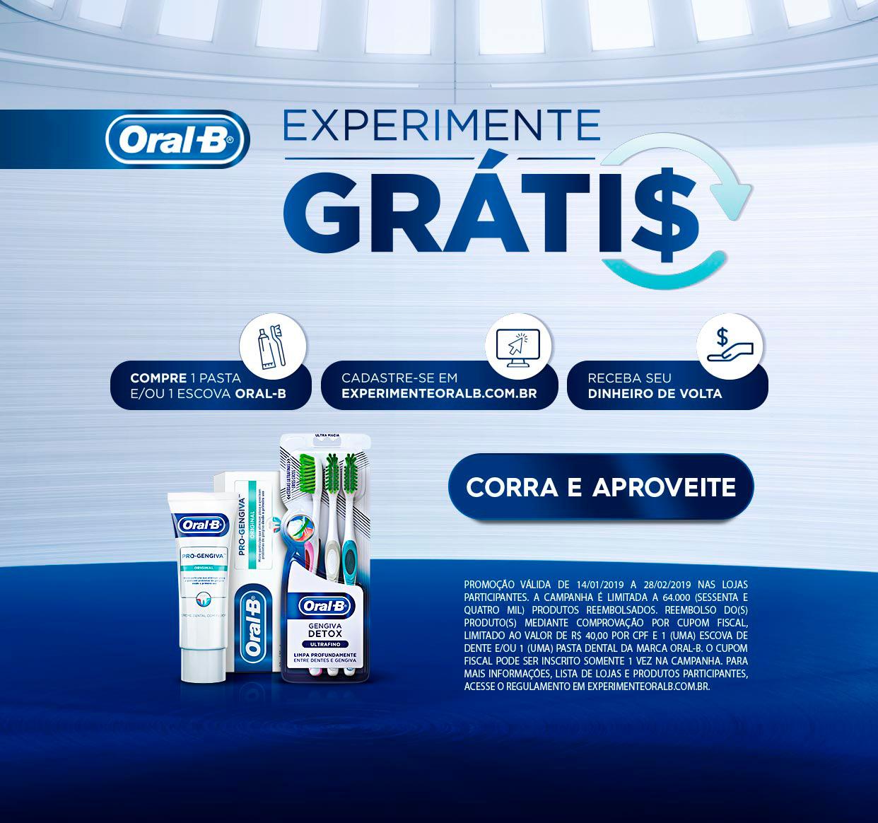 MOBILE oral b experimente gratis