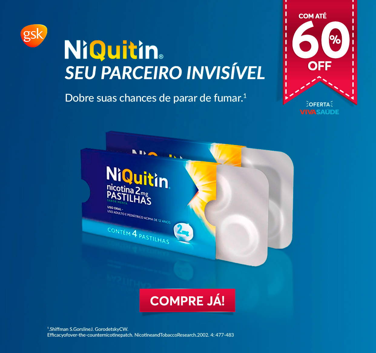 MOBILE GSK Niquitin