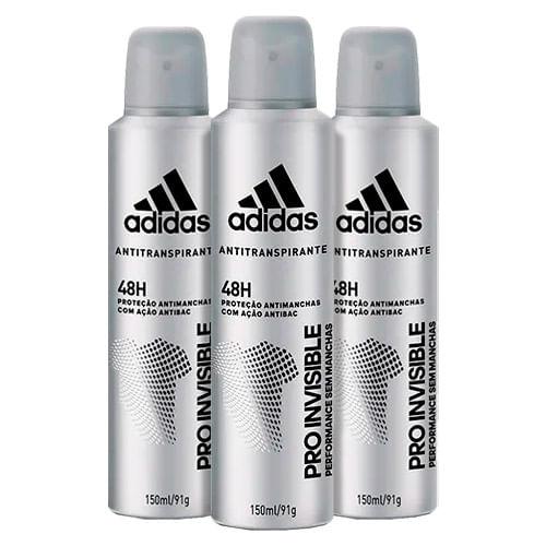 Kit-Desodorante-Adidas-Invisible-Aerosol-Masculino-150ml-3-Unidades-Pacheco-9057798