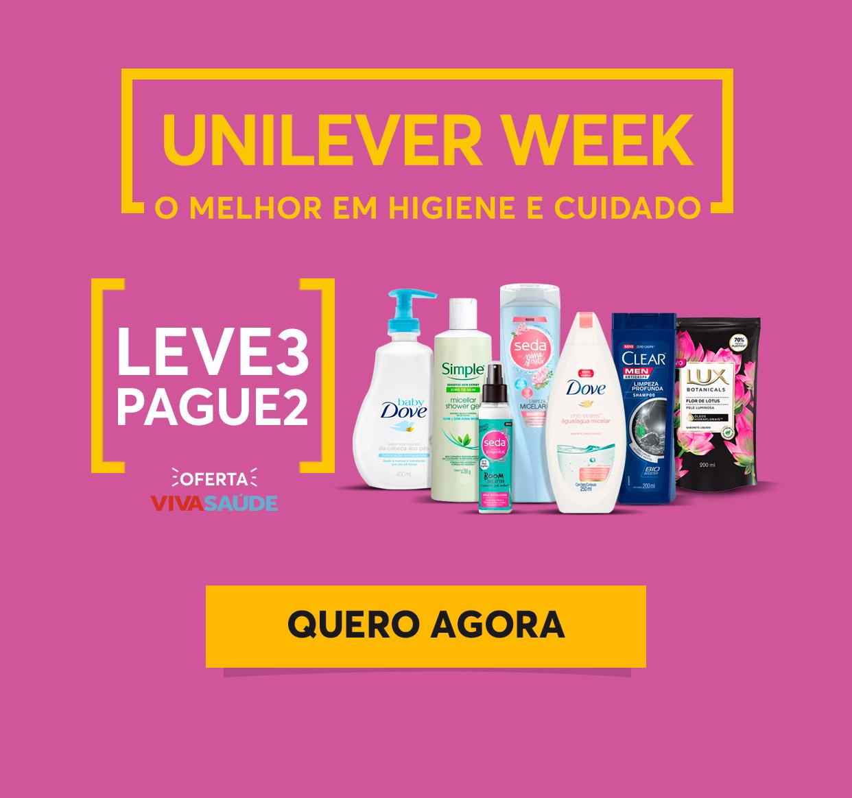 MOBILE Oportunidade Unilever