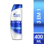 Shampoo-Head---Shoulders-Men-Anticaspa-3-em-1-400ml-Pacheco-481181