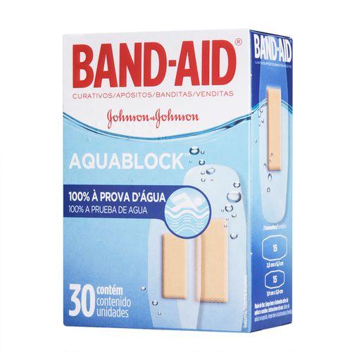 Curativo-Band-Aid-Aquablock-Johnson-s-30-Unidades-drogaria-pacheco-144959