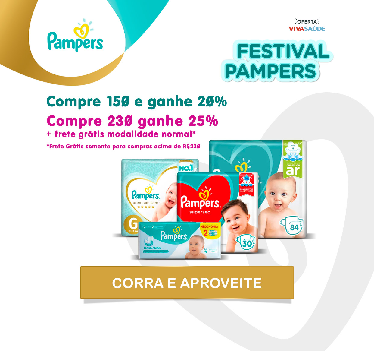 MOBILE Festival Pampers