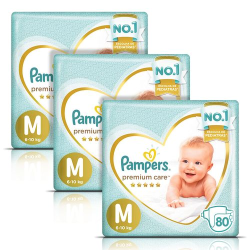 kit-fralda-pampers-premium-care-jumbo-m-80-Unidades-3-Pacotes-Pacheco-93512447