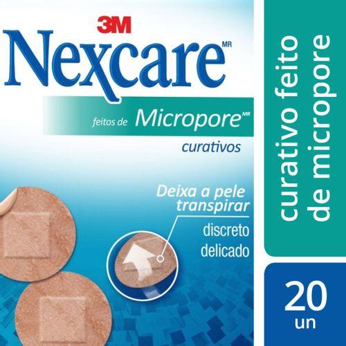 Curativo-Nexcare-Microporoso-Redondo-3M-20-unidades-267562-1