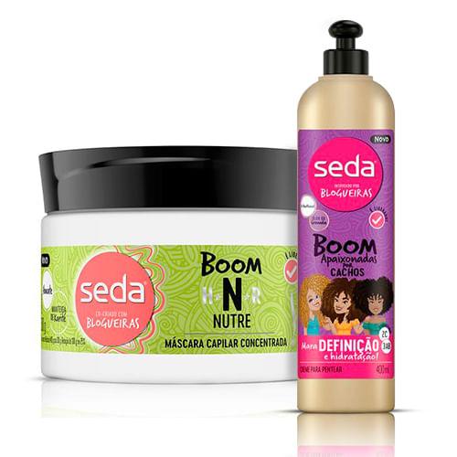 kit-seda-boom-creme-para-pentear-apaixonadas-por-cachos-definidos-400ml--mascara-de-tratamento-abacate-e-manteiga-de-karite-300g-Pacheco-935124156