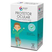 protetor-ocular-infantil-ever-care-pequeno-bege-20-unidades-Pacheco-696994