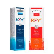 Kit-K-Y-Gel-Lubrificante-Intimo-50g---Ultragel-Hot-50g-Drogaria-SP-935126664