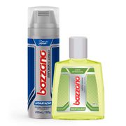 Kit-Bozzano-Espuma-de-Barbear-Hidratacao-196ml---Locao-Facial-Mentolada-100ml-Pacheco-935124969