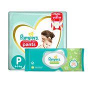 Kit-Pampers-Fralda-Pants-Premium-Care-P-40-unidades--Lencos-Umedecidos-Aloe-Vera-48-Unidades-Pacheco-935125287