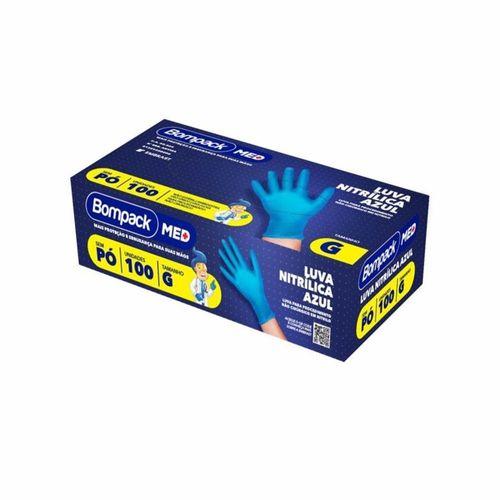 Luva-Nitrilica-Bompack-Azul-Sem-Po-Tamanho-G-100-Unidades-Pacheco-714739