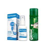 Kit-Merthiolate-Incolor-Spray-45ml--Gelol-Aerosol-60ml-Pacheco-935125535