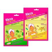 Kit-Mascara-de-Tratamento-Ricca-Reconstrucao-oleo-de-Abacate-e-Chia-30g--Banana-e-Tamarindo-30g-Pacheco-935125592