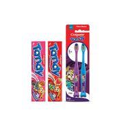 Kit-Colgate-Tandy-Escova-Dental-2-Unidades--Gel-Dental-Morango-50g--Gel-Dental-Tutti-Frutti-50g-Pacheco-935125645