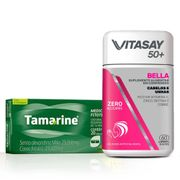 Kit-Laxante-Tamarine-12mg-Caixa-20-Capsulas--Multivitaminico-Vitasay-50-A-Z-Bella-60-Comprimidos-Pacheco-935125707
