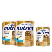Kit-Suplemento-Alimentar-Nestle-Nutren-Senior-Baunilha-740g-2-Unidades-Cafe-com-Leite-370g-Pacheco-935125725