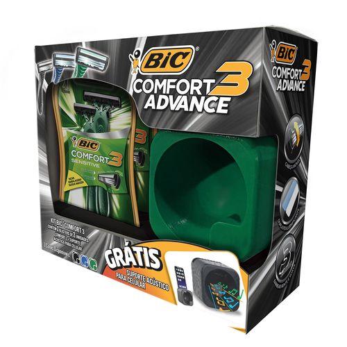 Kit-Bic-Comfort-3-Advance-4-Unidades---Brinde-Amplificador-De-Som-Pacheco-698199-2