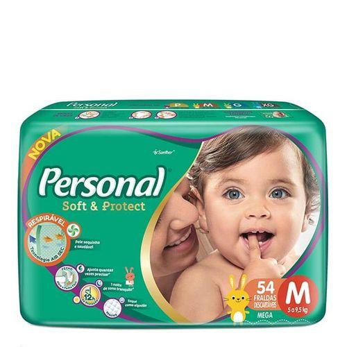 564001---fralda-descartavel-personal-baby-mega-m-54-unidades