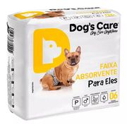 9044408---fralda-higienica-macho-descartavel-dog-s-care-06-unidades-p
