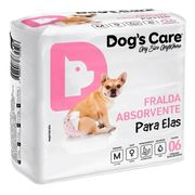 9044514---fralda-higienica-femea-descartavel-dog-s-care-06-unidades