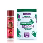 Kit-Beleza-Natural-Shampoo-Nutricao-300ml---Creme-Para-Pentear-Explosao-De-Babosa-1kg-Pacheco-935127584