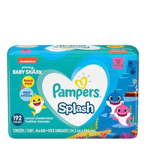 Lencos-Umedecidos-Pampers-Splashers-Baby-Shark-192-Unidades-Pacheco-722464-1