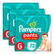 kit-fralda-pampers-pants-ajuste-total-g-72-unidades-3-pacotes-Pacheco-935127659