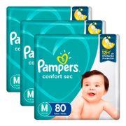 kit-fralda-pampers-confort-sec-bag-giga-m-80-unidades-3-pacotes-Pacheco-935127622