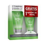 Kit-Sabonete-Liquido-Facial-Epidac-OC-150ml--60ml-Pacheco-721956-1