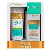 Kit Loreal Expertise Protetor Solar Supreme Protect FPS 30 120ml + Solar Facial Toque Seco 25g