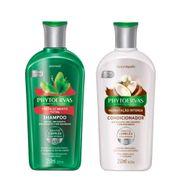 Kit-Phytoervas-Shampoo-Fortalecimento-Total-250ml---Condicionador-Hidratacao-Intensa-Coco-e-Algodao-250ml-Pacheco-935137748