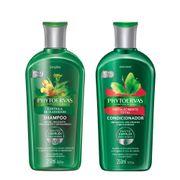 Kit-Phytoervas-Shampoo-Controle-De-Oleosidade-250ml---Condicionador-Fortalecimento-Total-250ml--Pacheco-935137749