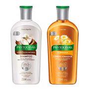 Kit-Phytoervas-Shampoo-Hidratacao-Intensa-Coco-e-Algodao-250ml---Condicionador-Iluminador-250ml-Pacheco-935137761