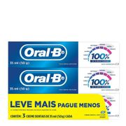 Kit-Creme-Dental-Oral-B-com-Fluor-Menta-Refrescante-50g-3-Unidades-Pacheco-722332-1