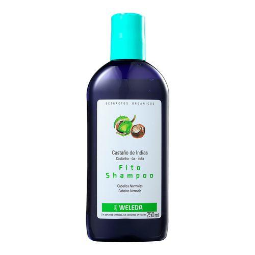 Shampoo Fito Weleda Castanha Da Índia Cabelos Normais 250ml