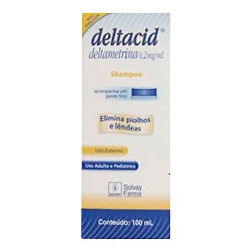 Shampoo Deltacid 100ml
