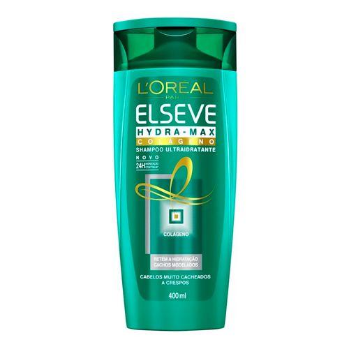 Shampoo Elsève Hydra Max Colágeno - 400ml