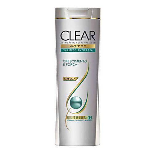 Shampoo Clear Crescimento e Força 400ml