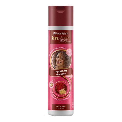 Shampoo Beleza Natural Nutrição 300ml