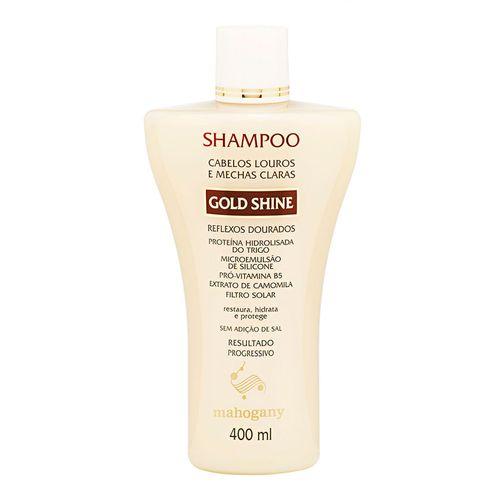 Shampoo Gold Shine Mahogany 400ml