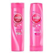 Kit Seda S.O.S Ceramidas Shampoo + Condicionador 325ml