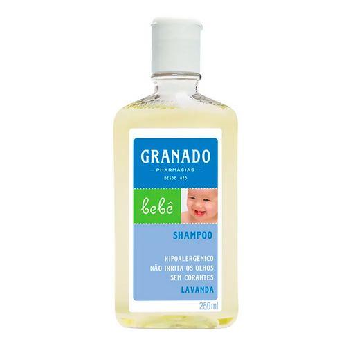 Shampoo Granado Bebê Lavanda 250ml