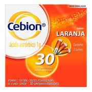 136980---Vitamina-C-Cebion-Laranja-1g-Merck-30-Comprimidos-Efervescentes