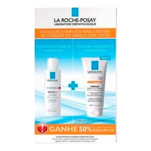 Kerium DS Shampoo Anticaspa 125ml + Máscara Hidratante Reparadora 200ml